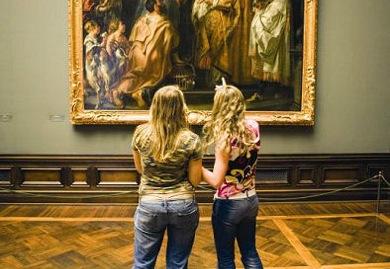 Bezoek een museum