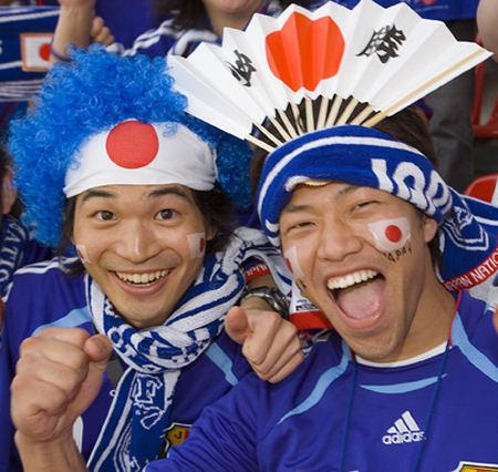 Voetbal kijken in het buitenland