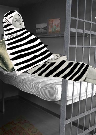 Moslima's in de gevangenis
