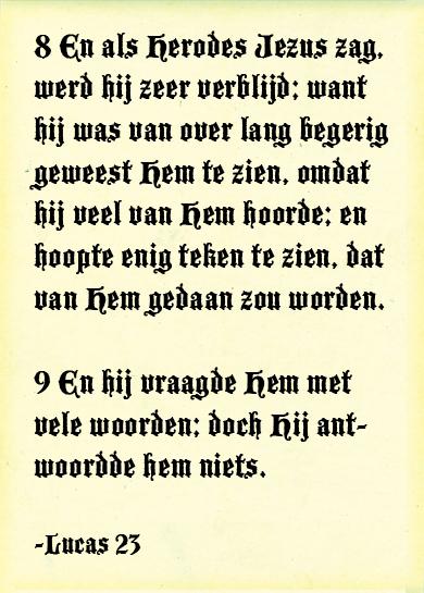 Wilders zwijgt