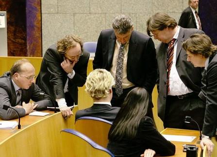 De frames van Wilders