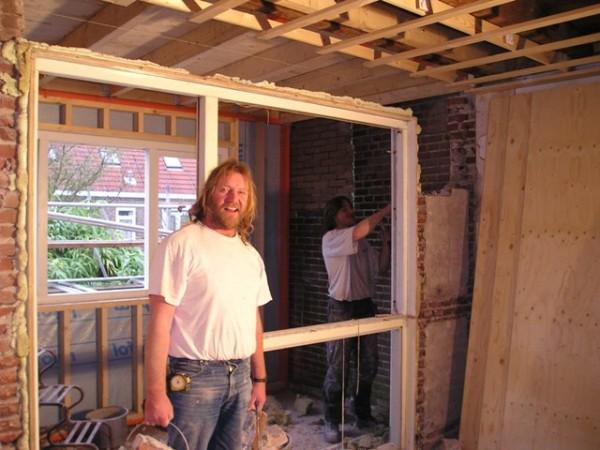Verbouw een huis