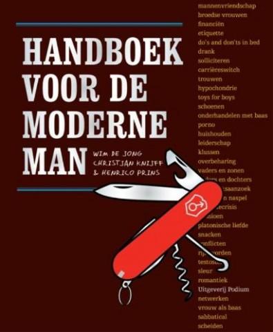 Mannenboek