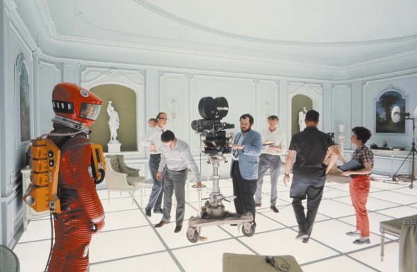 Mr. Kubrick's not here