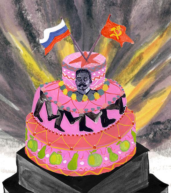 Russische sterke verhalen