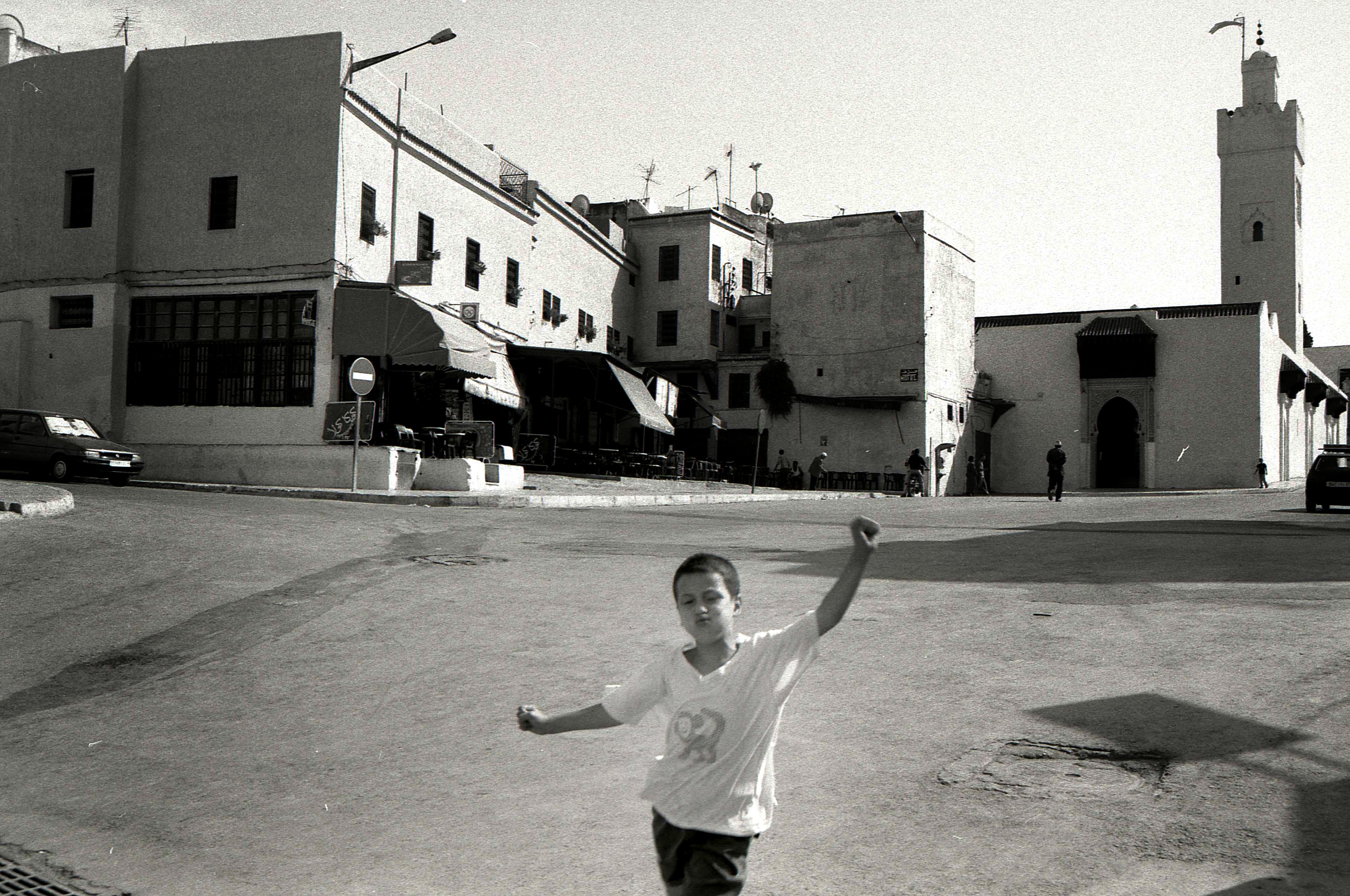 Marokkanenfictie