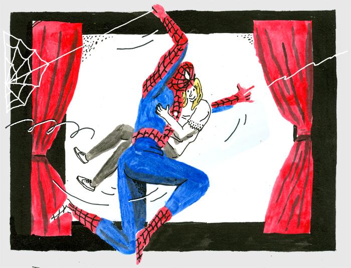 Doe mij maar The Amazing Spiderman