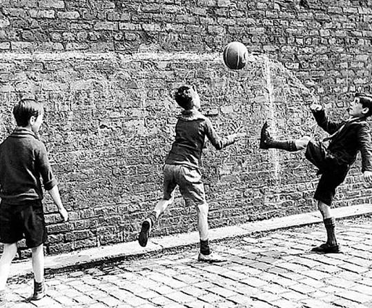 Voetbalwedstrijd voor voetbalsceptici