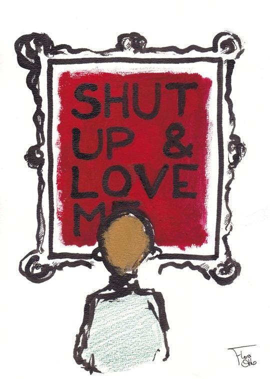 Merkwaardige liefde - een pleidooi voor activistisch kijken