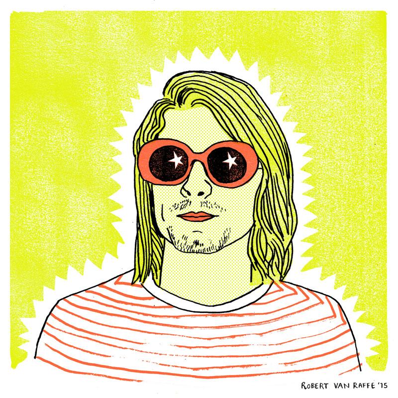 Cobain - Gedachten bij Montage of Heck
