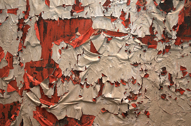 Rothko en Europa's rafelranden