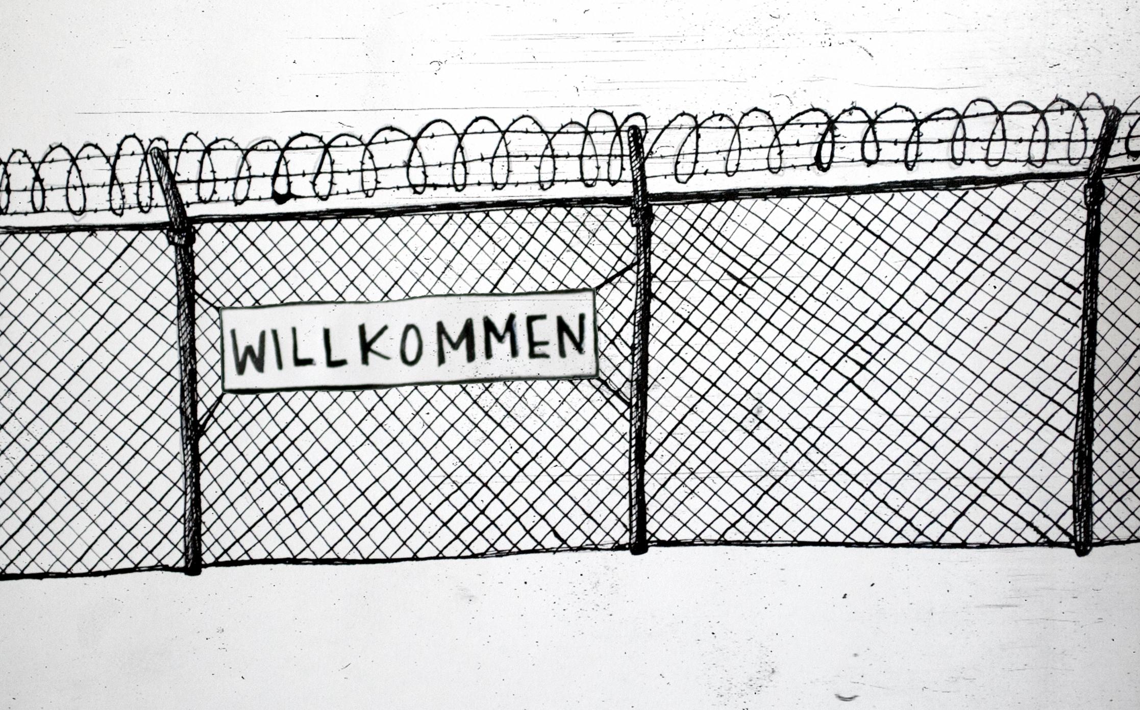 Duitsland scherpt grensbewaking aan