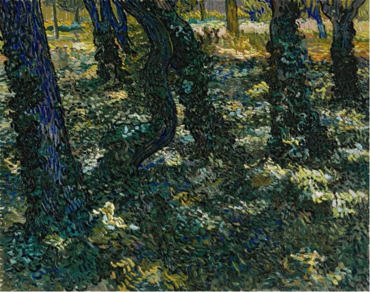 Van Goghs Kreupelhout