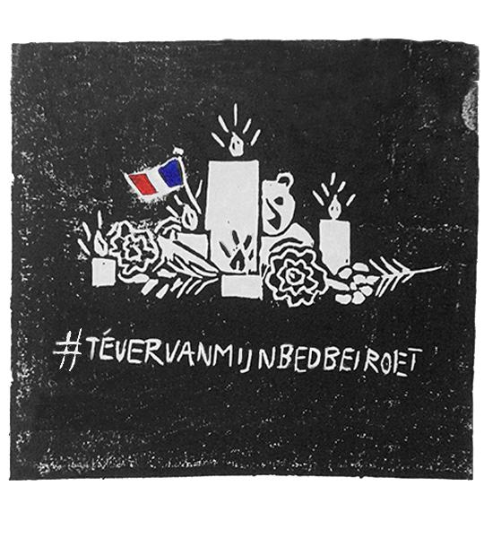 Aanslagen Parijs EN Beiroet