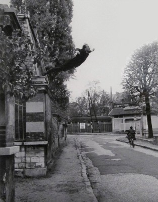 Spring, blijf springen