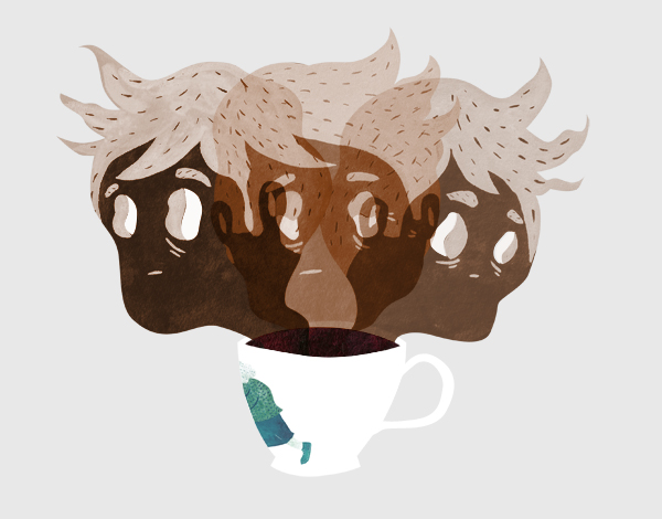 De zoektocht naar een tas om koffie uit te drinken