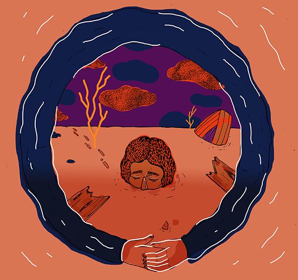 Hoe te troosten (III): Een post-apocalyptisch landschap