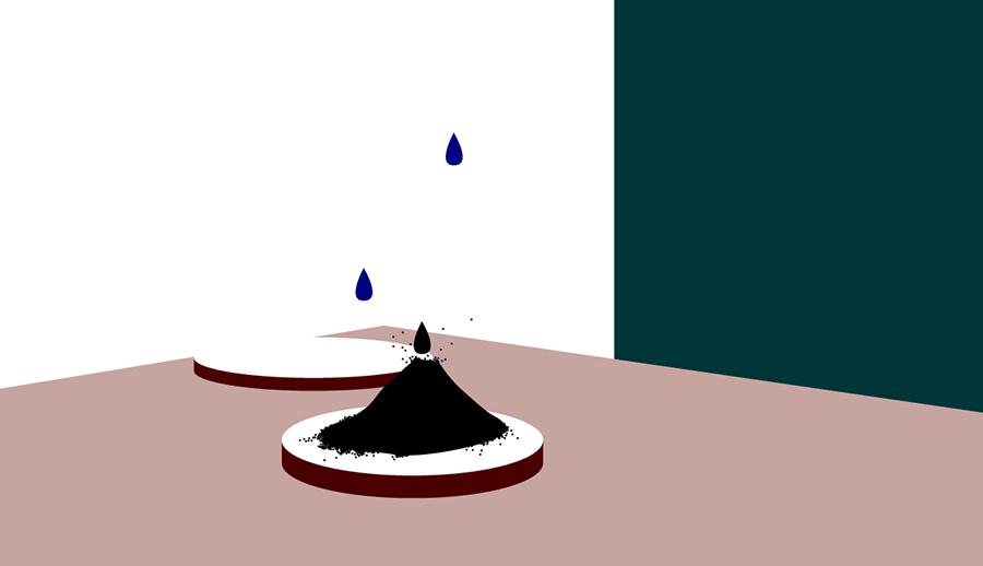 Cadavre (XVIII): Dit is hoe een man met verdriet eruit ziet