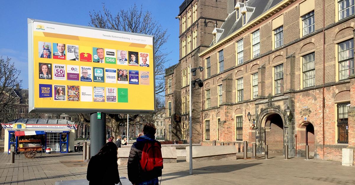 Een Vlaamse blik op de Nederlandse verkiezingen