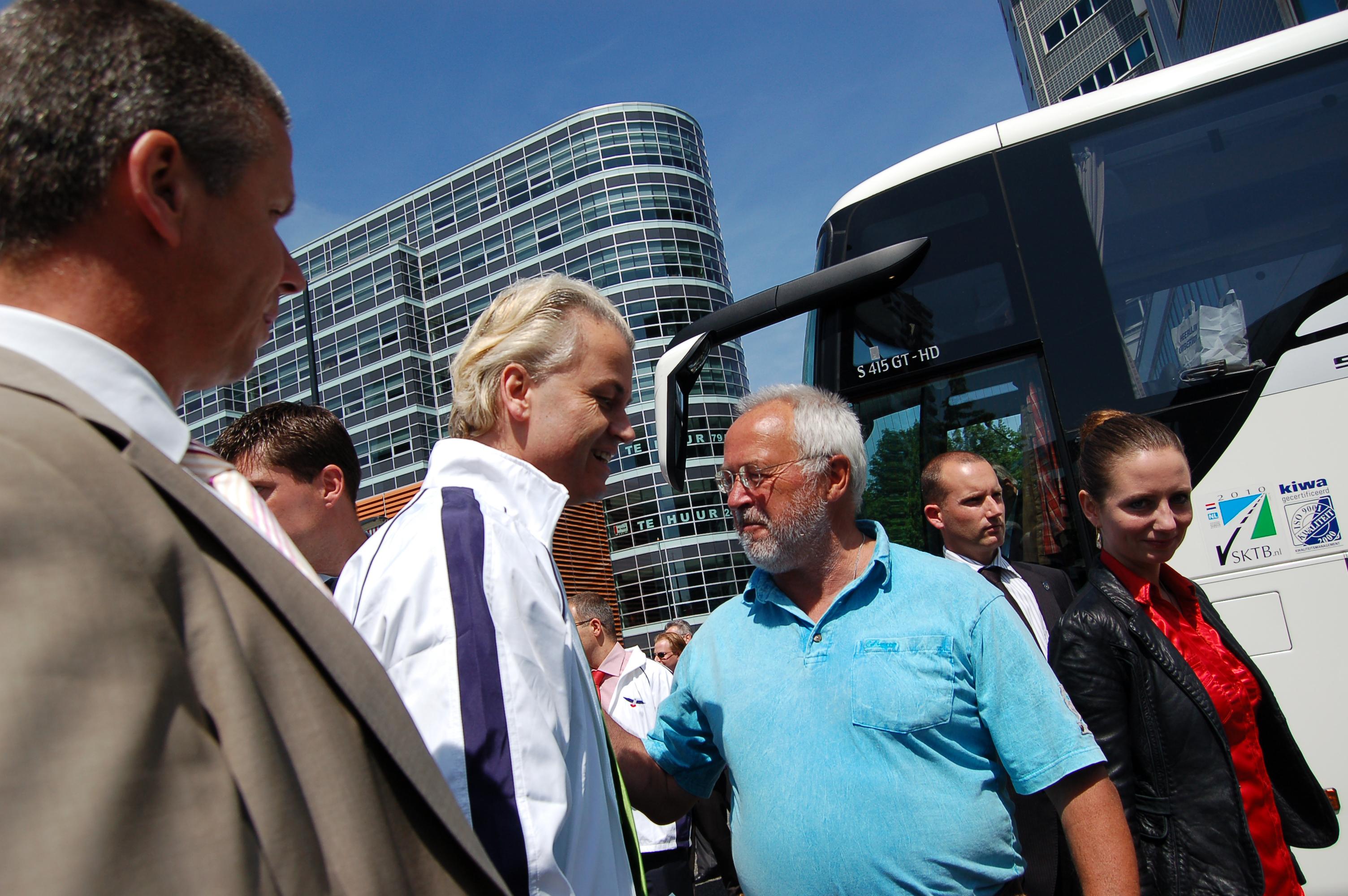 Wilders gaat nergens naartoe