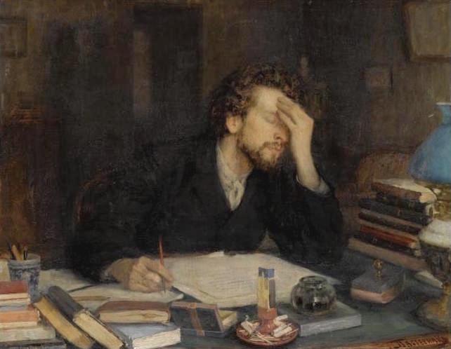 TIP: Ga schrijven!