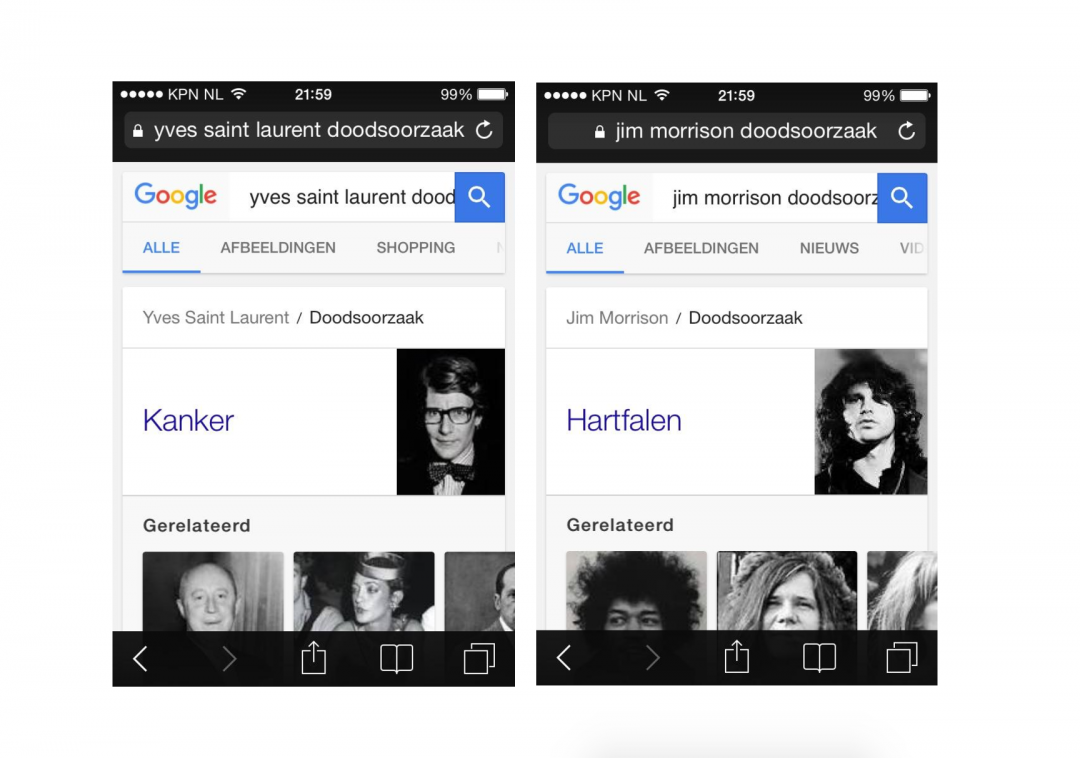 TIP: Google als necroloog
