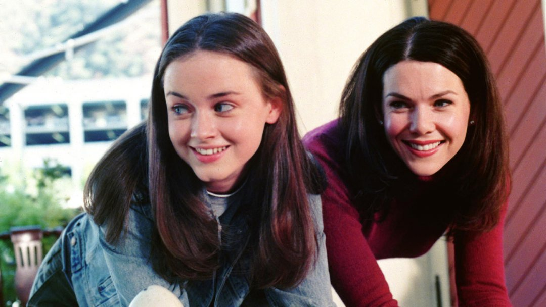 Tip: Kijk Gilmore Girls