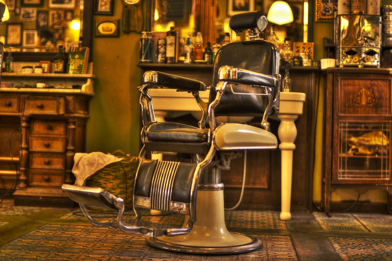 Tip: De biechtstoel van de kapper