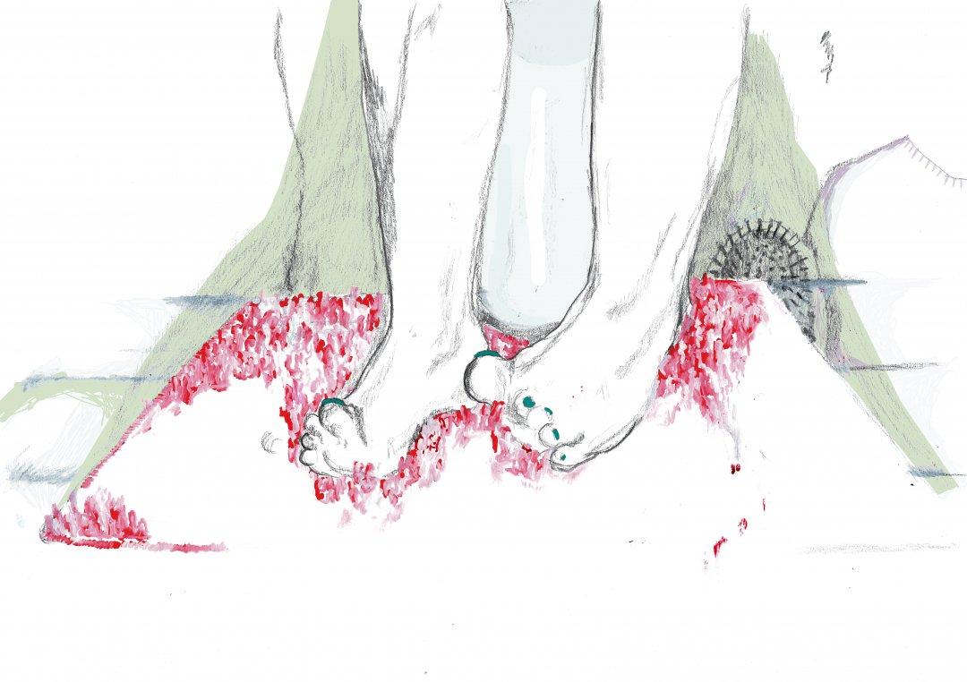 Cadavre (XXXI): Vlechten
