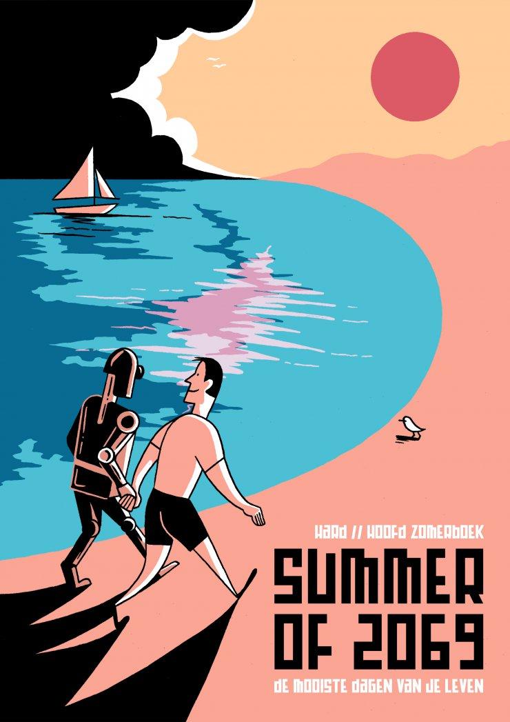 Zomer-e-boek 'Summer of 2069' 1