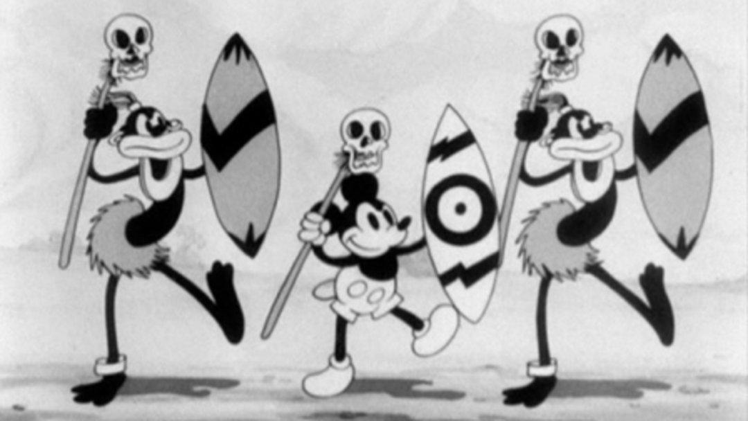 Hard//talk: Wat Zwarte Piet kan leren van Mickey Mouse 1