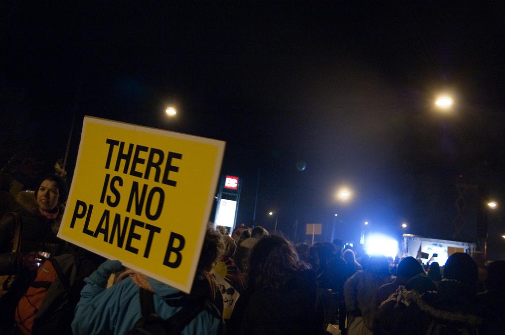 Hard//talk: Laat de volgende verkiezingen over het klimaat gaan!