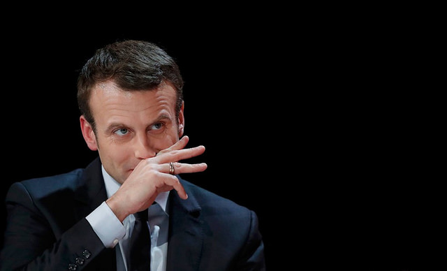 Hard//talk: Macron verwart antizionisme met antisemitisme