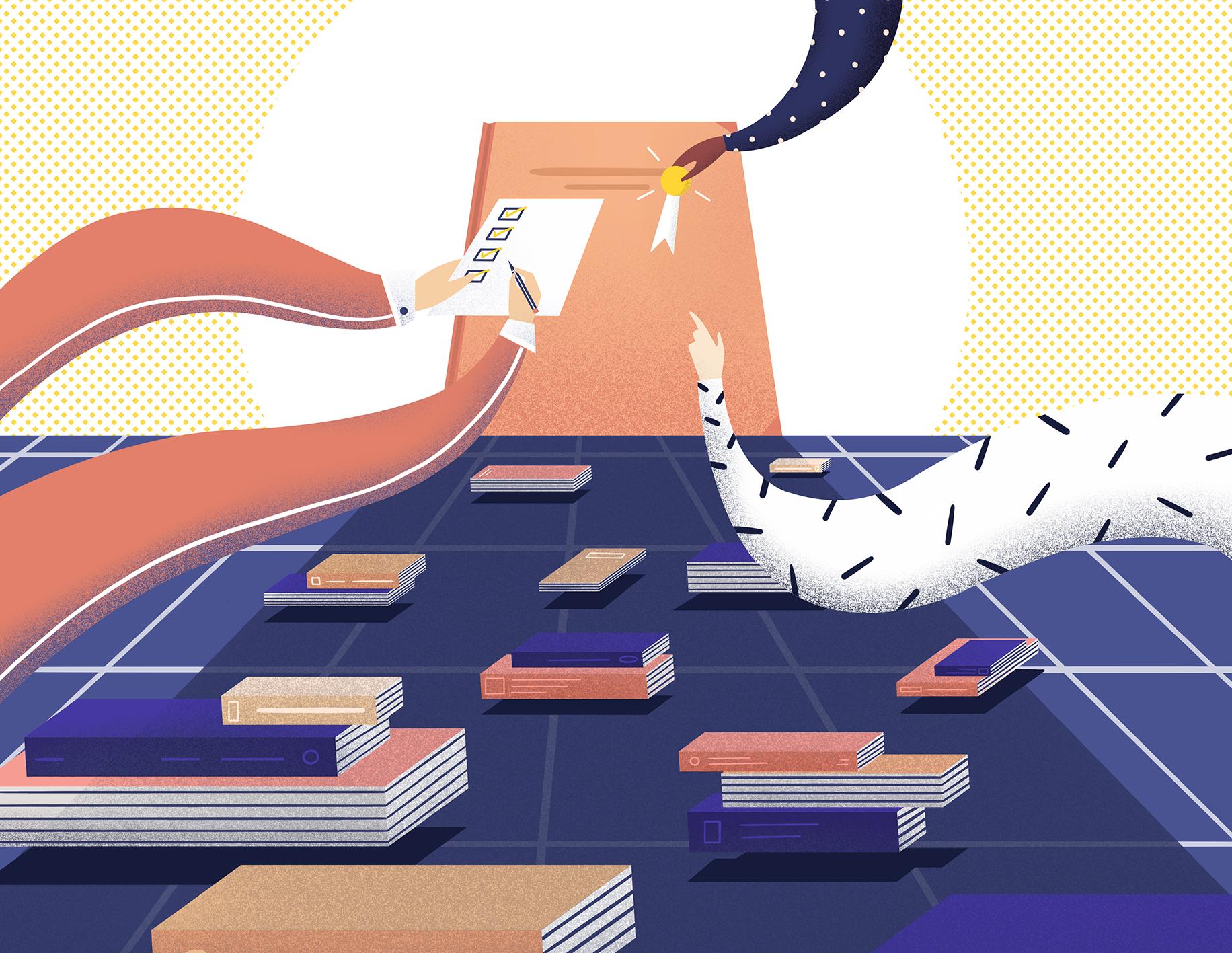 Alles vijf sterren: Boekensterren