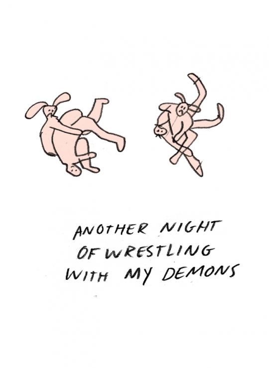Mentale maandag: Slapeloze nachten