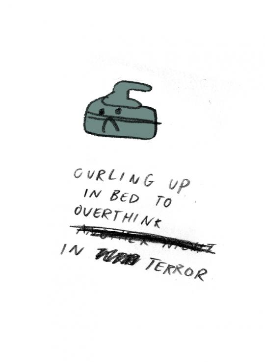 Mentale maandag: Slapeloze nachten 1