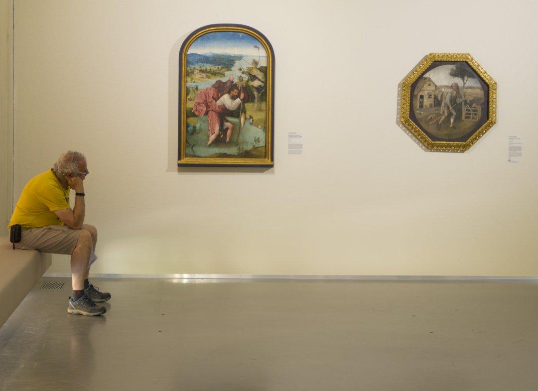 Beeldbrekers (IIII):'Musea bezoeken is net als goede wijn drinken: je moet het leren.'