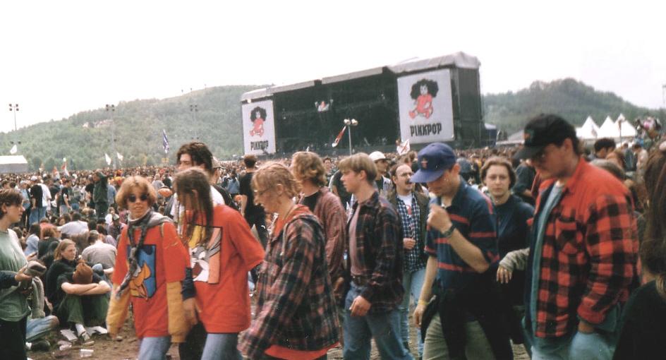 Een sociologische beschrijving van de festivalganger