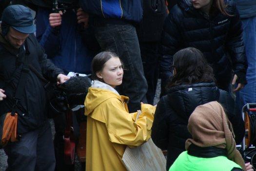 Hard//talk: Greta Thunbergs requiem voor een droom
