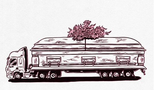 Een bezegeld lot in een verzegelde trailer