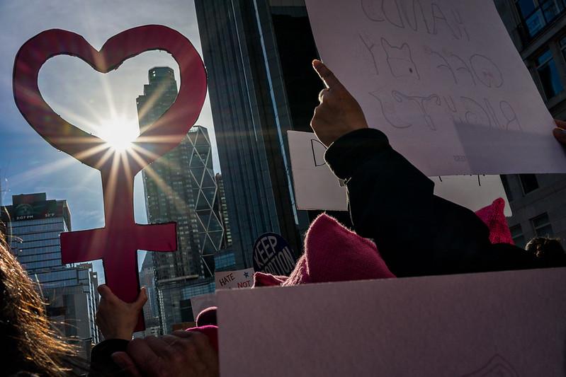 Lijden onder vrouwelijk leiderschap