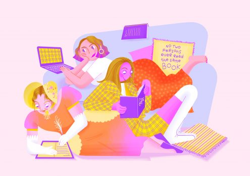 Over Emma, millennials en de kostuumdramafase