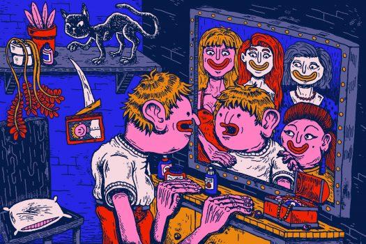 Over nostalgie en camp - smijt je waardeloze parels uit het raam