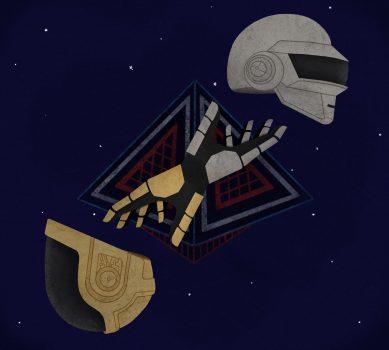 Nieuws in beeld: In Memoriam Daft Punk (1993-2021)