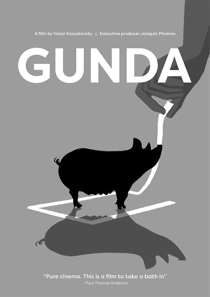Filmtrialoog: Gunda
