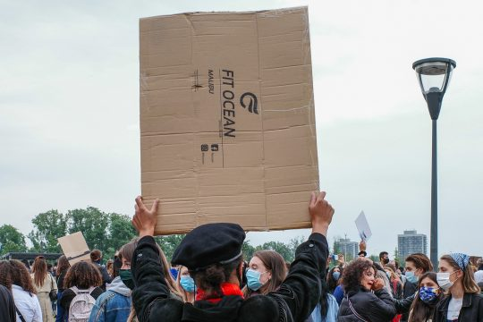 Nieuws in Beeld: Hoe het bedrijfsleven demonstraties mogelijk maakt 12