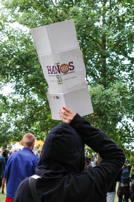 Nieuws in Beeld: Hoe het bedrijfsleven demonstraties mogelijk maakt 13
