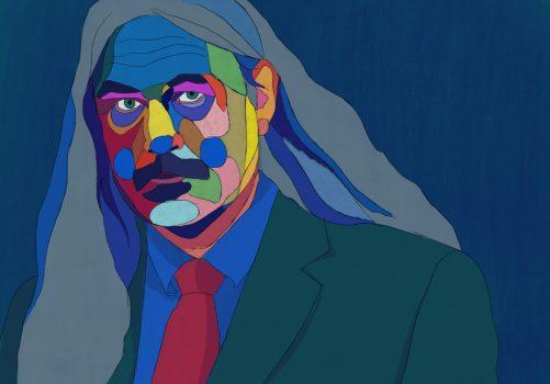 Ilja Leonard Pfeijffer toonde zich een klassieke, maar tegenstrijdige nerd