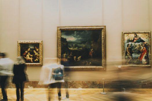 Neem je ouders mee naar het museum