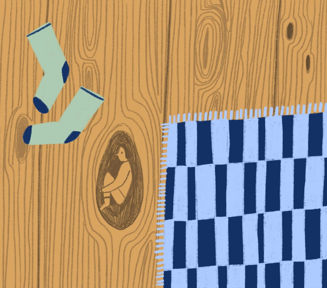 Het Vertrek (3) - De krakende vloer